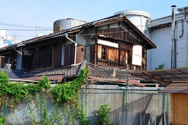 【京都市右京区】空き家によって景観が悪化するイメージ