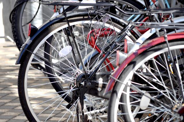 放置自転車の撤去手順