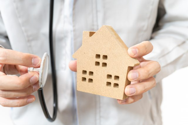 京都市右京区で不動産を売却するなら住宅診断で差別化を計りましょう